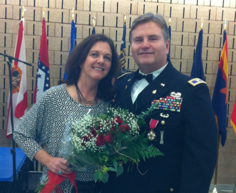 Colonel Kirby Retires