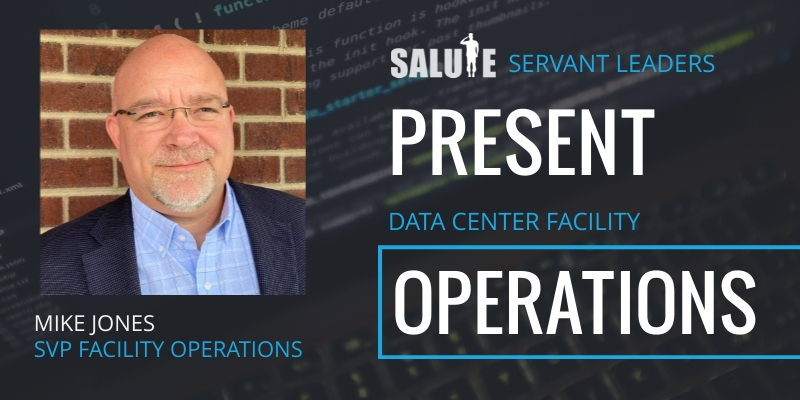 Mike Jones explains the role of facility operations in the data center industry.